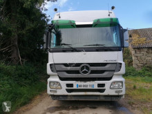 Mercedes Actros 1844 LSN tractor-trailer used heavy equipment transport