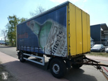 PS16ST trailer used tautliner