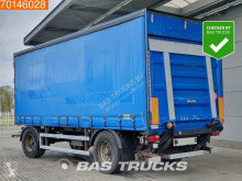Trailor PRA 18 Ladebordwand trailer used tautliner