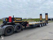 Ensemble routier porte engins Lider 80 Ton Quad/A Lowboy