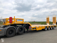 Heavy equipment transport tractor-trailer Lider LD07 80 Ton Quad/A Lowboy