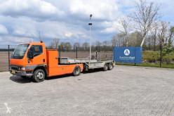 Ensemble routier Dieplader porte engins occasion