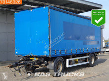 Trailor tautliner trailer Ladebordwand