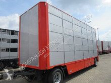 Berdex AV.1010 trailer used cattle