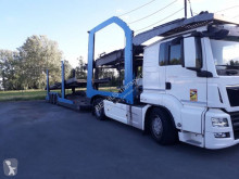 MAN TGS 18.540 tractor-trailer used car carrier