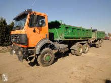 Mercedes LK tractor-trailer used tipper