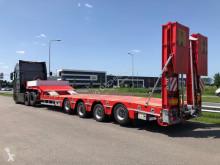 Semi reboque porta máquinas LW4 with hydraulic foldable ramps EU specs 49.5 Ton