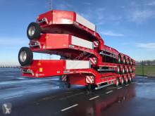 Semirremolque portamáquinas LW4 with hydraulic foldable ramps EU specs 49.5 Ton