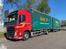 Middenas EURO 6, Combi trailer truck used tautliner