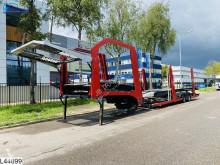 Semi remorque porte voitures Lohr Eurolohr Eurolohr Car transporter, combi