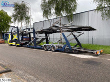 Lohr Eurolohr Eurolohr Car transporter, combi trailer used car carrier