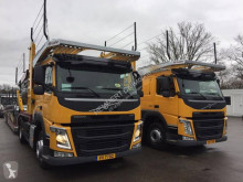 Conjunto rodoviário Volvo FM12 460 porta carros usado