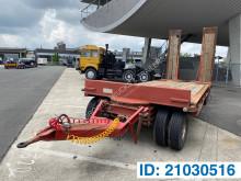 Remorque porte engins Low bed trailer