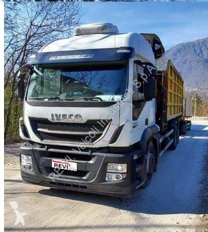 Ver las fotos Tractora semi Iveco Stralis 460 eev