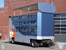 Remolque para ganado bovino Cuppers LVA10-10 AL - 3 deck - - Lifting roof - Ventilation - 54.5M2