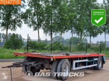 Burg 2 Assen trailer used container