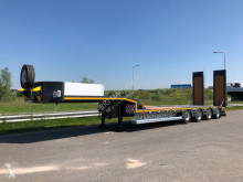 Naczepa OZS-L4 do transportu sprzętów ciężkich nowe