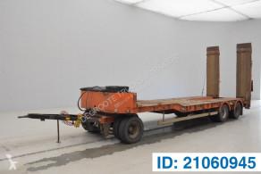 Remolque portamáquinas Robuste Kaiser Low bed trailer