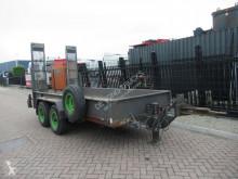 Remorca WDK 195 / oprij aanhangwagen pentru transport autovehicule second-hand