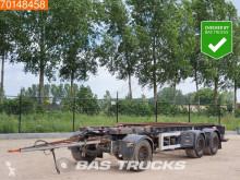 GS container trailer AIC-2700 N NL-Trailer Liftachse