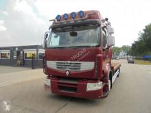 Lastbil med anhænger vogntransporter Renault Premium