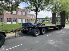 Przyczepa Kaiser R4004F - STEEL SUSPENSION + HYDRAULISCHE KLEPPEN do transportu sprzętów ciężkich używana