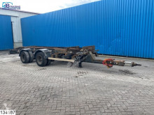 Anhænger chassis Lecitrailer Middenas