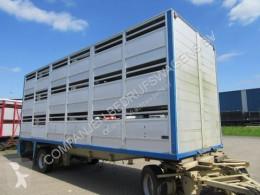 Tractora semi Berdex Veebak para ganado bovino usada