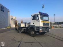 Zestaw drogowy MAN TGA 18.480 do transportu sprzętów ciężkich używany