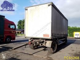 Trailor tautliner tractor-trailer Curtainsides