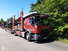 Conjunto rodoviário porta carros Renault Premium 430