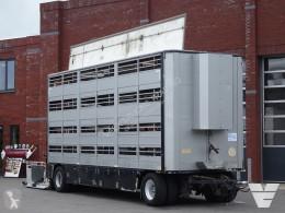 Remorque bétaillère bovins Berdex AV.1010 - 4 deck - 75,51M2 - Water & Ventilation - Loadlift - TUV/APK: 06-04-2022