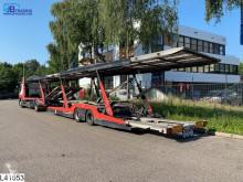 Camion remorque porte voitures Lohr Multilohr EURO 5, Lohr, Multilohr, Retarder, Combi