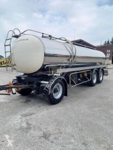 Remolque ETA -16500L-1 compartiment citerne en inox cisterna alimentario usado