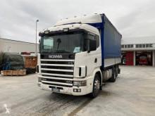 Ensemble routier rideaux coulissants (plsc) Scania R124 420