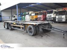 Remolque portacontenedores AHWC 10L-18L, BPW, Lifting axle, Truckcenter Apeldoorn