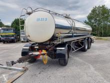Remolque ETA CITERNE EN INOX 16500 L ISOTHERME cisterna alimentaria usado