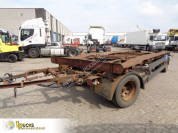Remorca Meiller K 18ZL + transport containere second-hand
