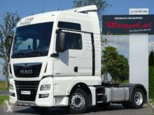 MAN TGX 18.460 / XXL / LOW DECK / NAVI/ACC/MEGA tractor-trailer used heavy equipment transport