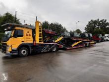 Ensemble routier Volvo FM13 460 porte voitures occasion