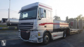 Ensemble routier DAF XF 510 FT porte engins occasion