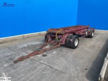 مقطورة ACTM Chassis Steel Suspension حاملة حاويات مستعمل