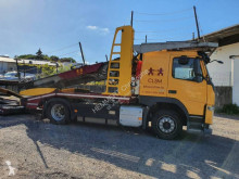 Volvo FM13 460 tractor-trailer used car carrier