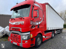 Renault T-Series 480 DXI tractor-trailer used tautliner