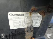 Voir les photos Remorque Krone BDF/wechselfahrgestell 2015
