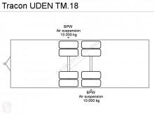 Vedere le foto Autoarticolato nc UDEN TM.18