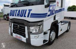Voir les photos Ensemble routier Renault GAMA T-460 / REATRDER /NOWE OPONY /E 6/ PEŁNY SPOILER / **SERWIS**/ STAN IDEALNY
