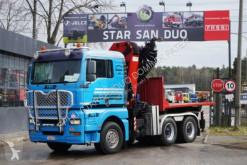 Vedere le foto Autoarticolato MAN TG 510 A 6x4 HMF 500 HOURS !!! ODIN Kran WINCH