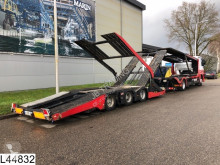 Voir les photos Ensemble routier Lohr Middenas EURO 5, Airco, Trucktransporter, Multilohr, Combi