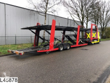 Fotók megtekintése Pótkocsis szerelvény Lohr Middenas Eurolohr Car transporter, Combi